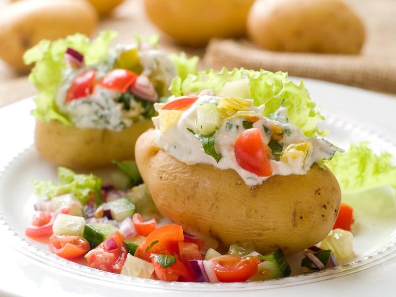 Ziemniaki to zawsze dobry pomysł na obiad /123RF/PICSEL