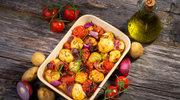 Ziemniaki  z warzywami