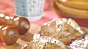 Ziemniaki zapiekane w szynce