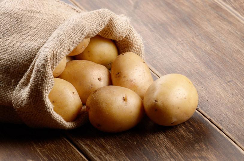 Ziemniaki zawierają upiększające minerały /123RF/PICSEL