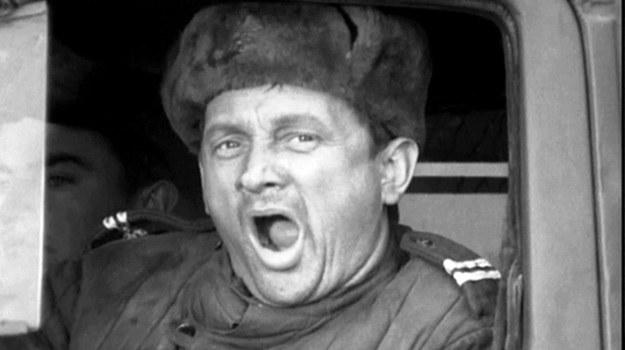 Ziewający Wichura (Witold Pyrkosz) /- /East News/POLFILM