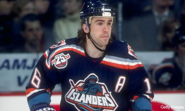 Zigmunt Palffy - były gracz NHL jest dziś gwiazdą ligi słowackiej i występuje w HK Skalica. /Internet
