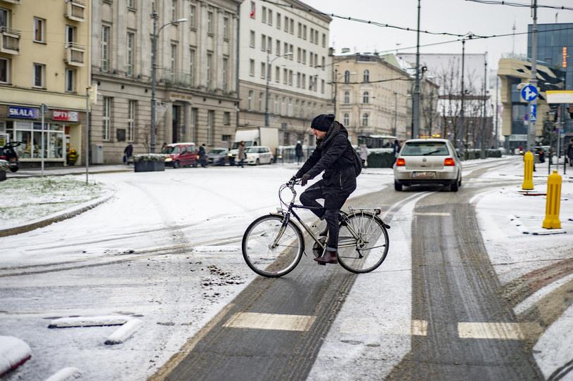 Zima jeszcze da o sobie znać /GRZEGORZ DEMBINSKI /Getty Images