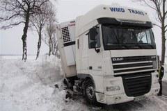 Zima na drogach w obiektywach reporterów RMF FM