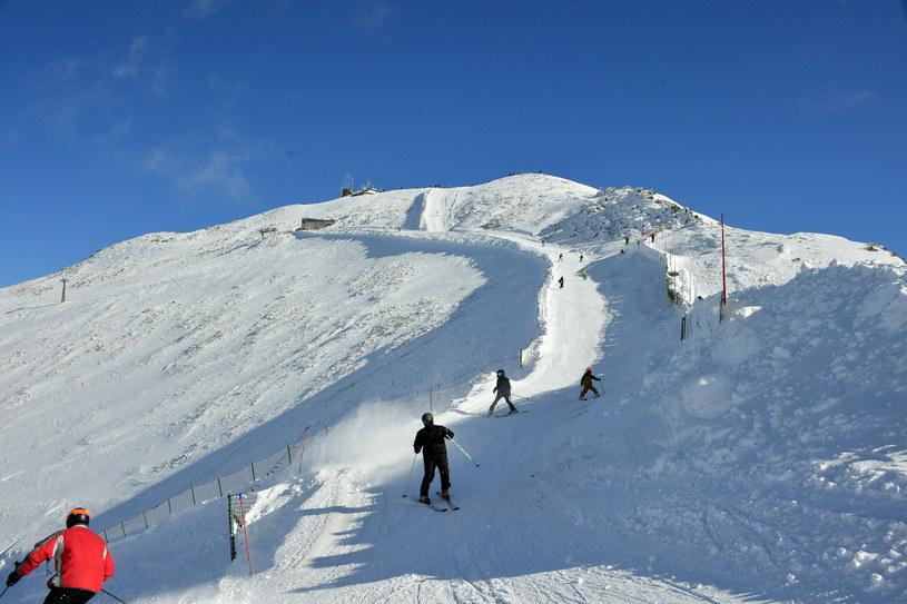 Zima na Kasprowym Wierchu /Fot. Pawel Murzyn /East News