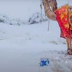 Zima nie daje spokoju. Śnieg spadł nawet na Saharze...
