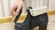 Zima niegroźna dla butów