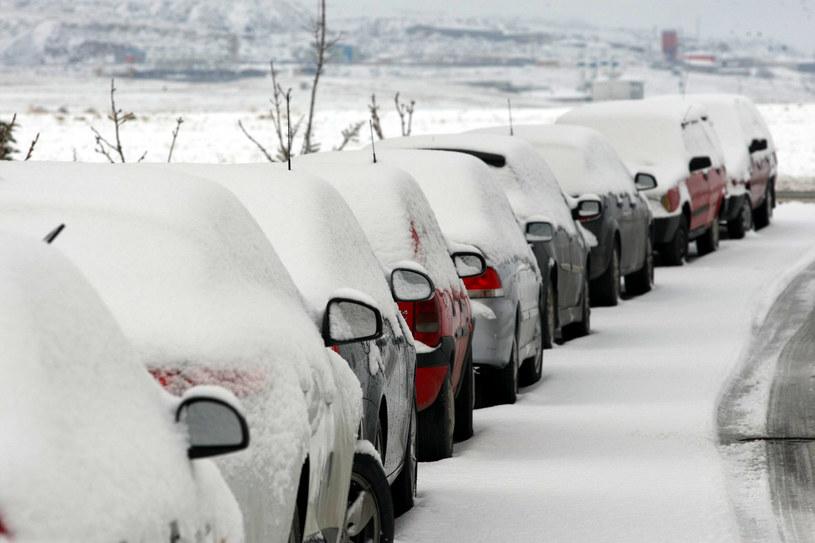Zima ostro zaatakował Turcję /AFP