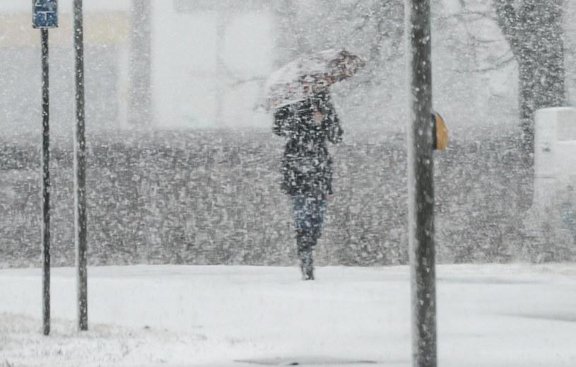 Zima, póki co, tylko w górach; zdj. ilustracyjne /Dariusz Bloch/Polska Press/East News /East News