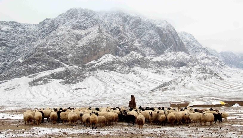 Zima w Afganistanie (zdj. ilustracyjne) /PAP/EPA