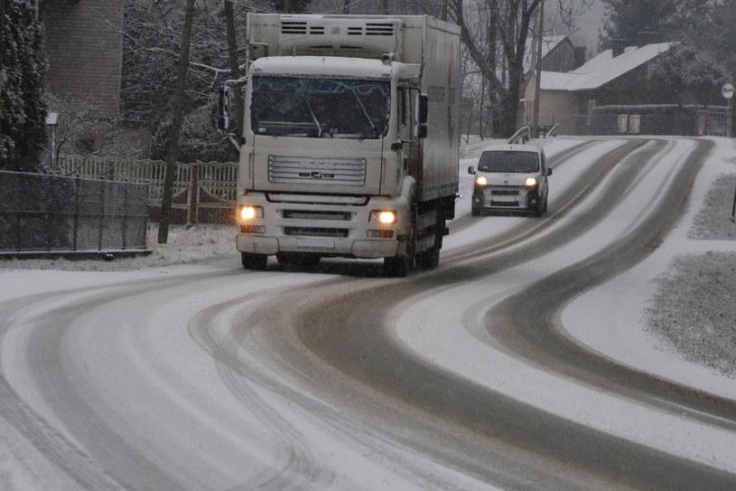 Zima w Beskidzie Niskim /Wojciech Zatwarnicki/ Reporter /East News
