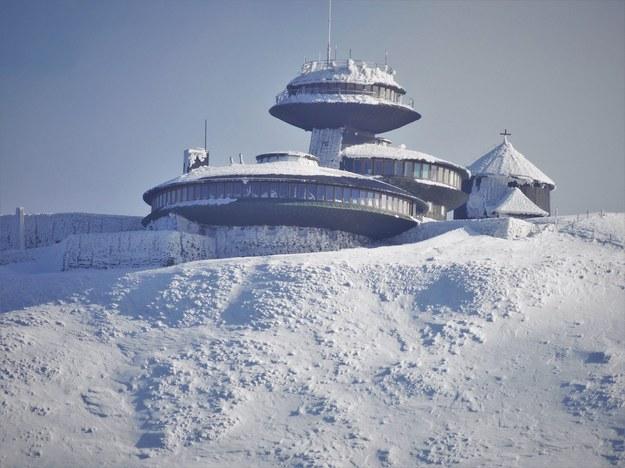 Zima w Karkonoszach /fot. Karkonoski Park Narodowy /