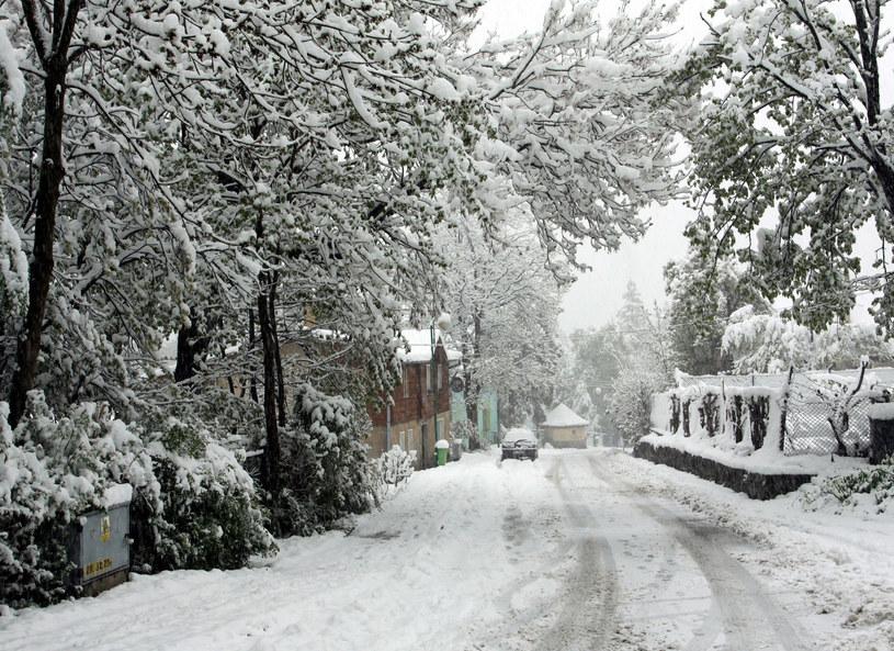 Zima w Karpaczu /Piotr Zajac/REPORTER /East News