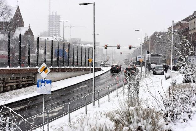 Zima w Krakowie /Albin Marciniak /East News