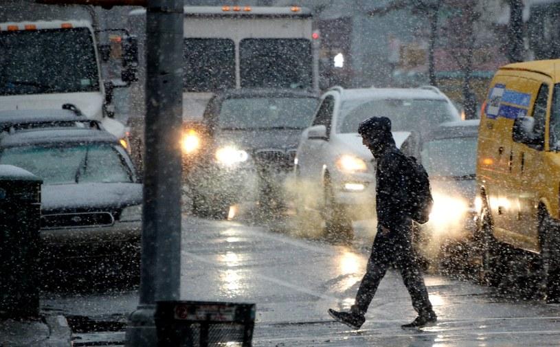 Atak zimy na Środkowym Zachodzie i Wschodnim Wybrzeżu