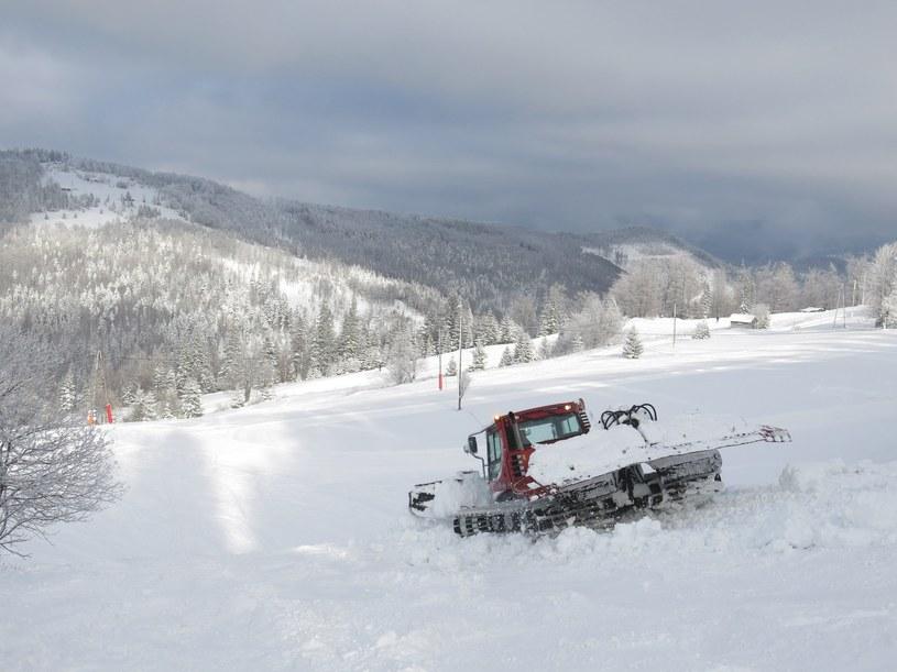 Zima w Szczyrku /Adrian Ślazok /Reporter