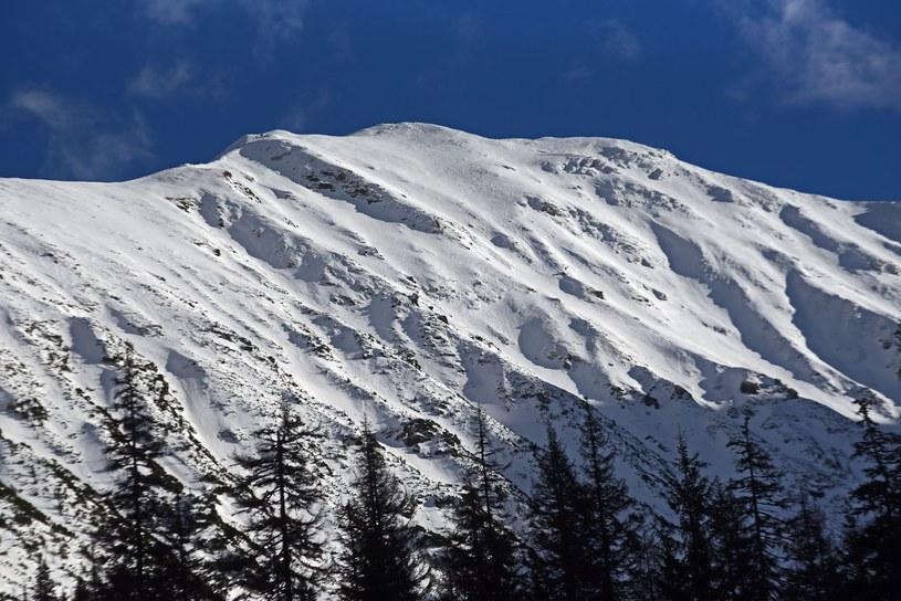 Zima w Tatrach /M.Lasyk /Reporter
