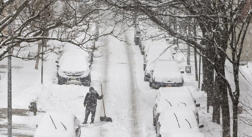 Zima w Teksasie /JUSTIN LANE /PAP