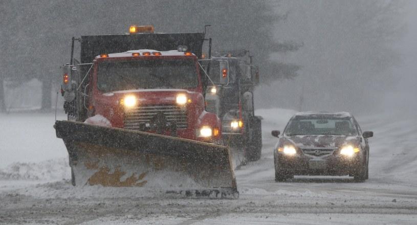 Zima w USA /PAP/EPA