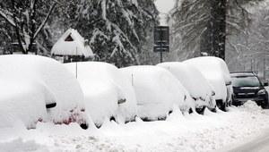 Zima wróciła na Podhale