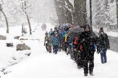 Zima wróciła w Tatry
