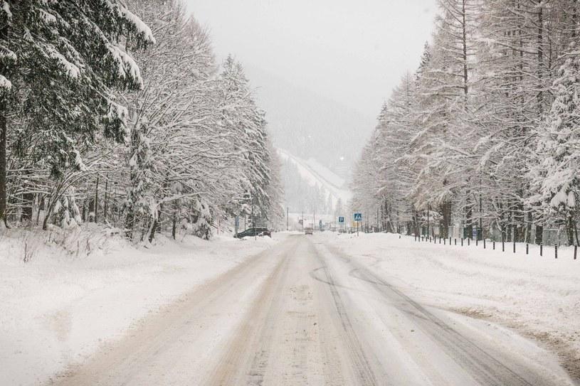 Zima, zdj. ilustracyjne /Michal Ostaszewski /Reporter