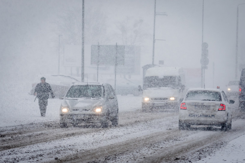 Zima, zdj. ilustracyjne /Polska Press /East News