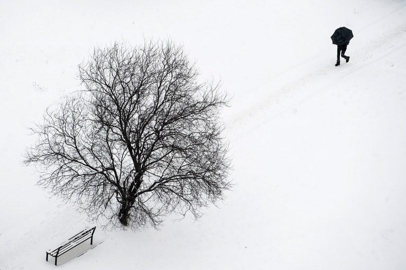 Zima, zdj. ilustracyjne / Armend NIMANI /AFP