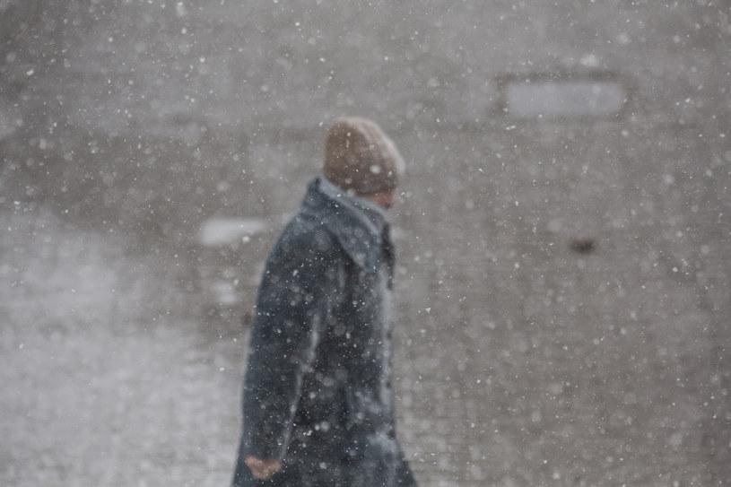 Zima, zdj. ilustracyjne /Marek Maliszewski  /Reporter