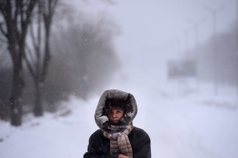 Zima /AFP