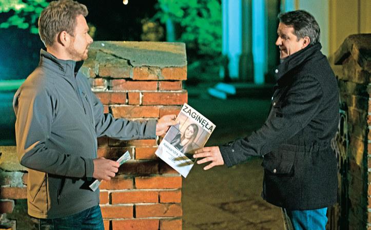 Zimiński poprosi Daniela o pomoc, bo w pełni mu ufa /materiały prasowe