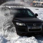 Zimowa jazda Polaków