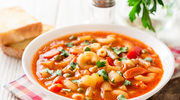 Zimowa zupa minestrone według Michela Morana