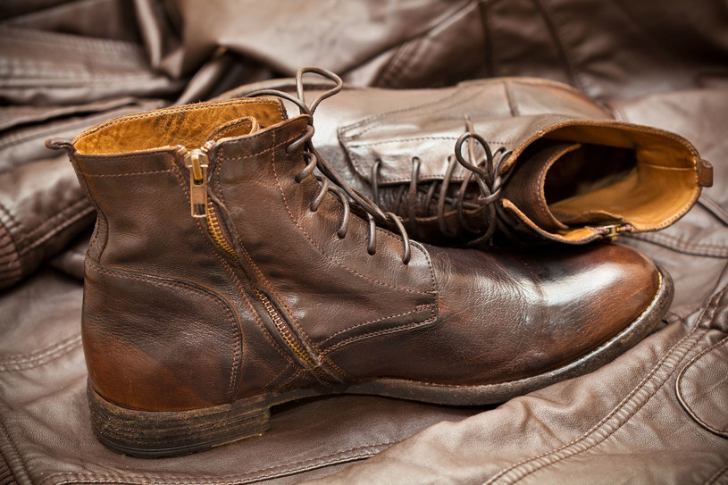 Zimowe buty dla niego /123RF/PICSEL