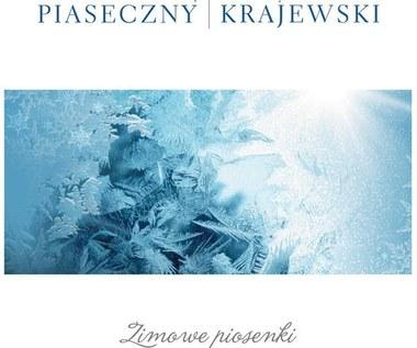 """""""Zimowe piosenki"""" Andrzeja Piasecznego i Seweryna Krajewskiego"""