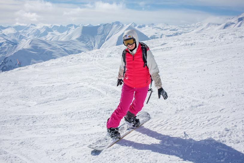 Zimowe sporty w Gudauri /123RF/PICSEL