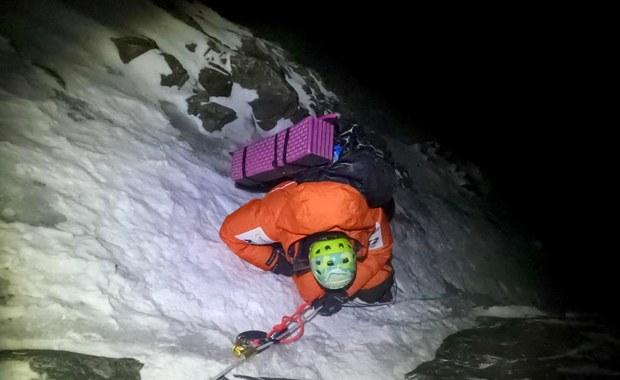 Zimowe wejście na K2. Gorzkowska ewakuowana, jest w szpitalu