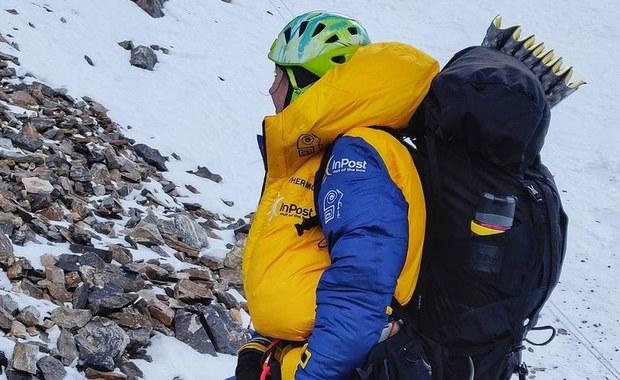 Zimowe wejście na K2. Magdalena Gorzkowska poprosiła o ewakuację helikopterem