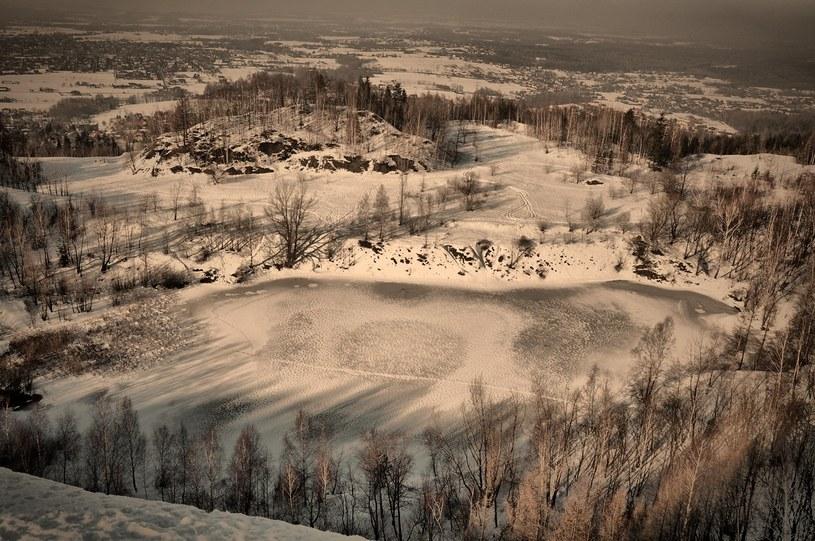 Zimowo i bajkowo, cz. 2. Zdjęcie nadesłane przez użytkownika serwisu Pogoda /Małgorzata Orłowicz /INTERIA.PL