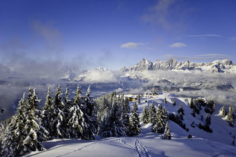 Zimowy krajobraz Schladming-Dachstein, fot. ikarus.cc /materiały prasowe