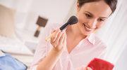 Zimowy makijaż cery naczynkowej