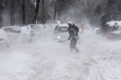Zimowy paraliż w Rumunii