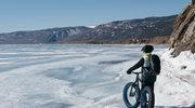Zimowy rower zamiast biegówek