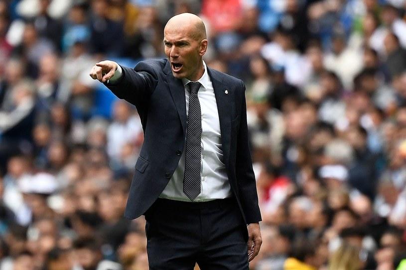 Zinedine Zidane ma wskazać nowy kierunek Realu /AFP