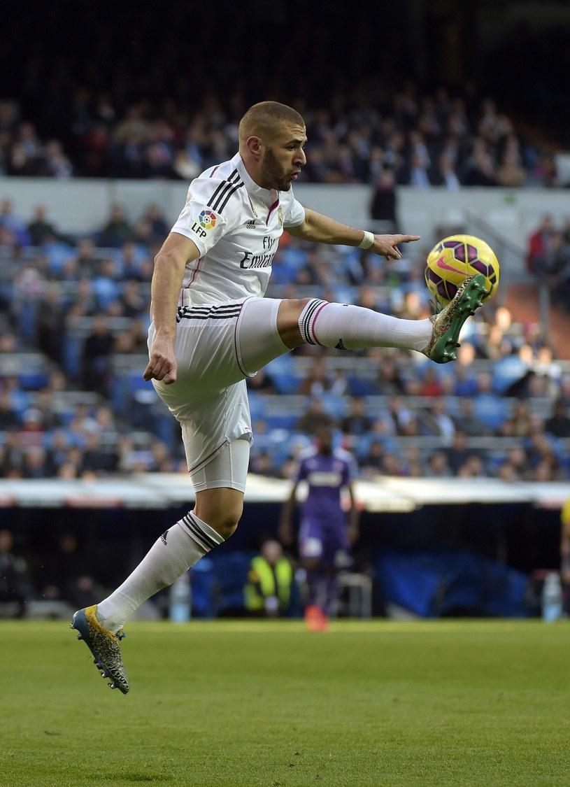 Zinedine Zidane, napastnik Realu Madryt /AFP