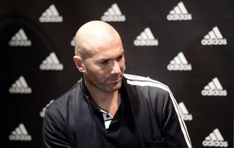 Zinedine Zidane /AFP