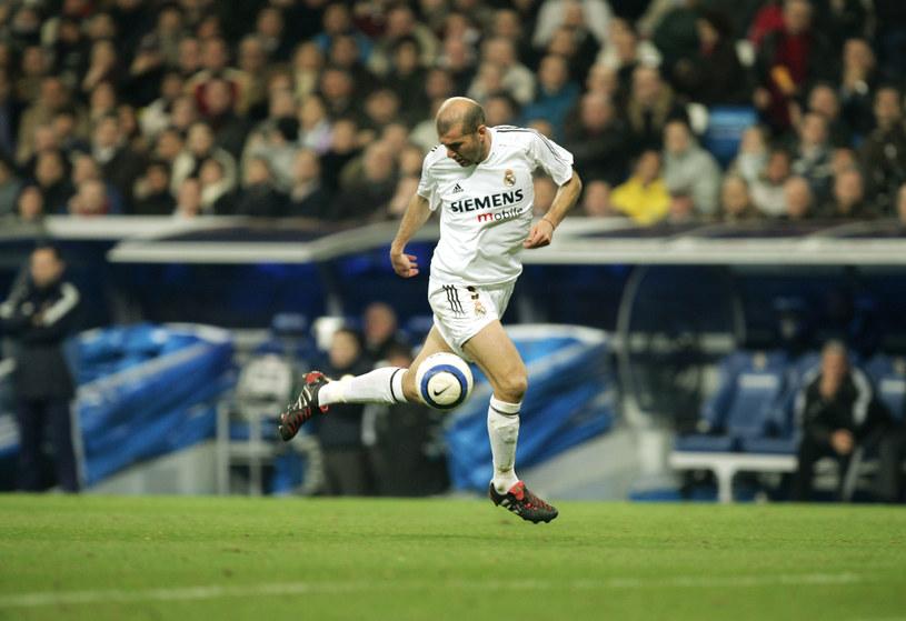 Zinedine Zidane /Denis Doyle /Getty Images