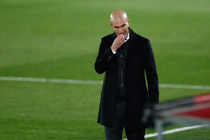 Zinedine Zidane /ZUMA/NEWSPIX.PL /Newspix
