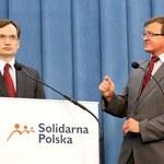 Ziobro: Cymański kandydatem Solidarnej Polski na premiera