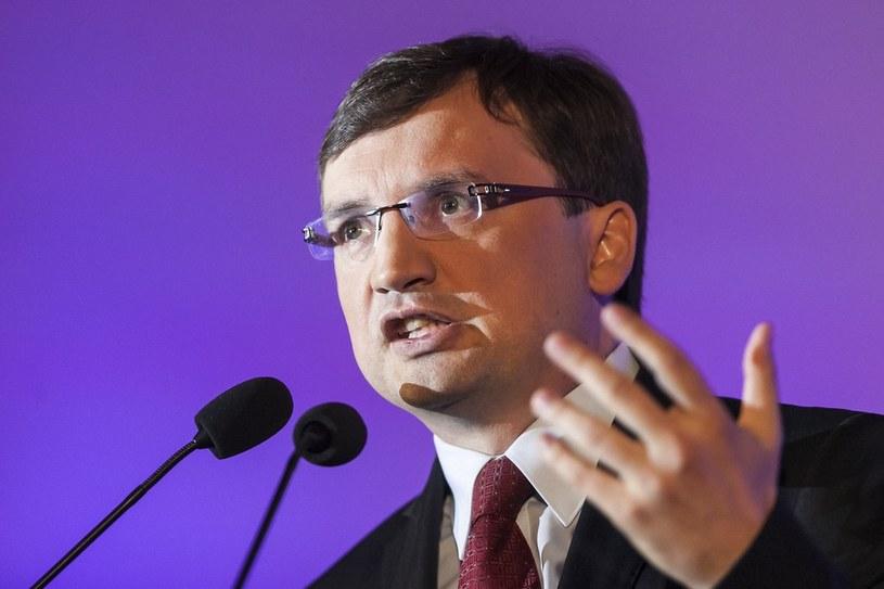 Ziobro nie stawi się przed komisją odpowiedzialności /Szymon Blik /Reporter